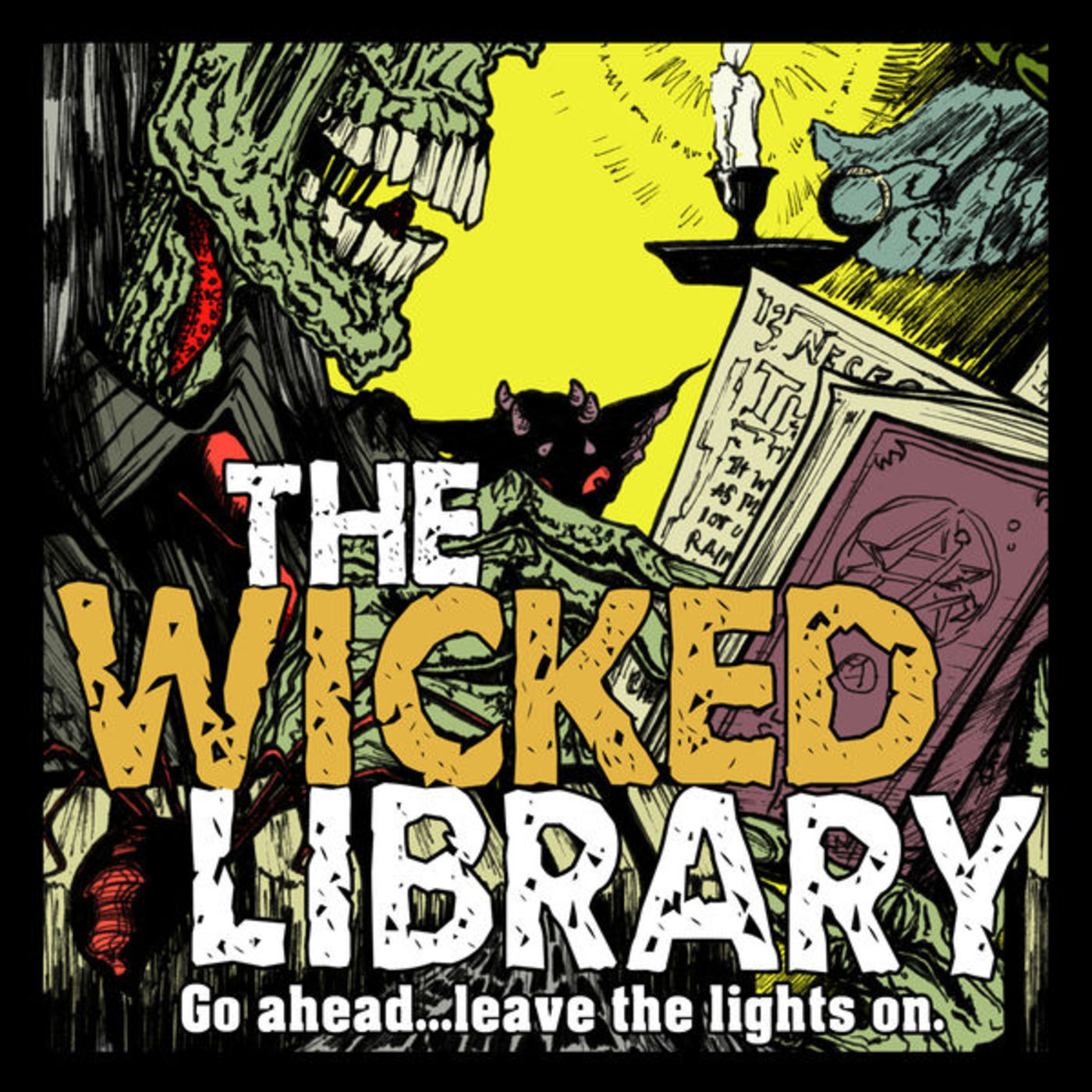 <![CDATA[The Wicked Library]]>