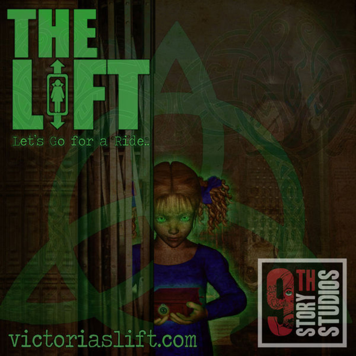 <![CDATA[The Lift, An Audio Drama]]>